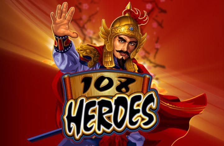 Play 108 Heroes slots