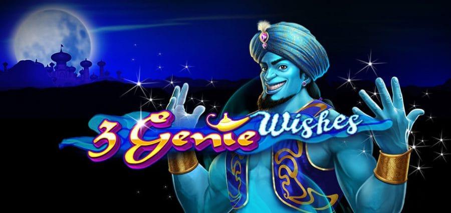 3 Genie Wishes Online Slot