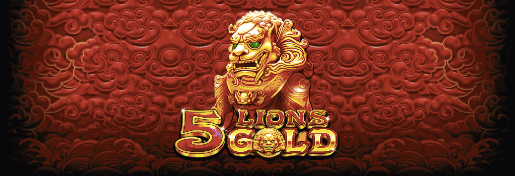 5 Lions Gold - DaisySlots