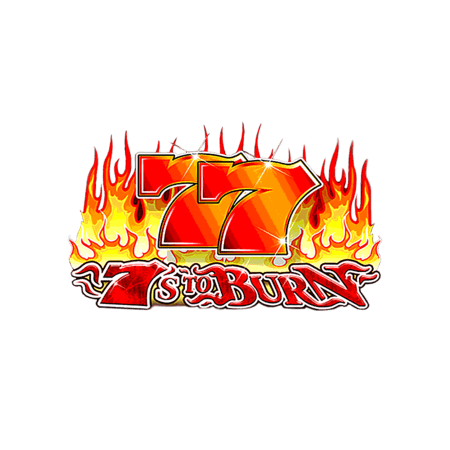 7s to Burn Casino Game Logo