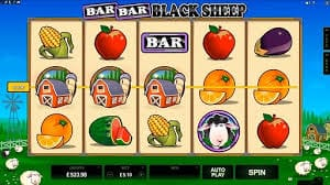 Bar Bar Black Sheep Slot Gameplay