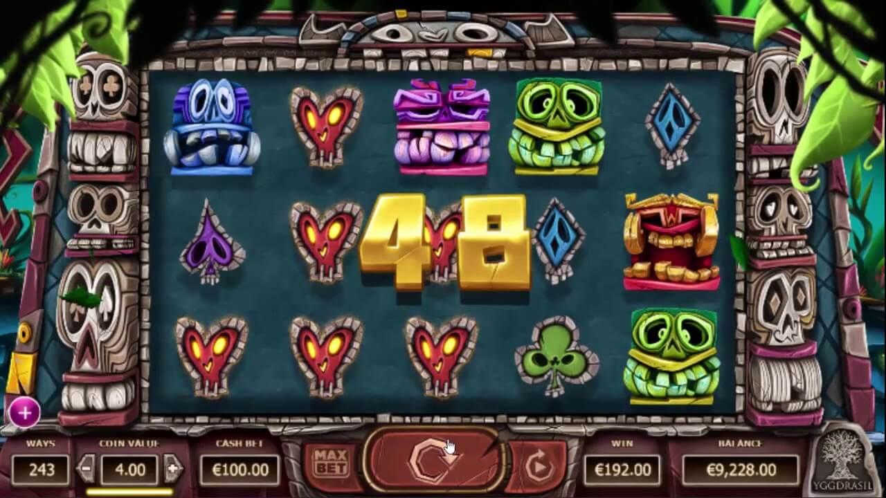 Big Blox Slot Bonus