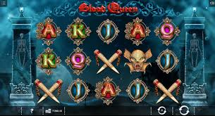 Blood Queen Slot Gameplay