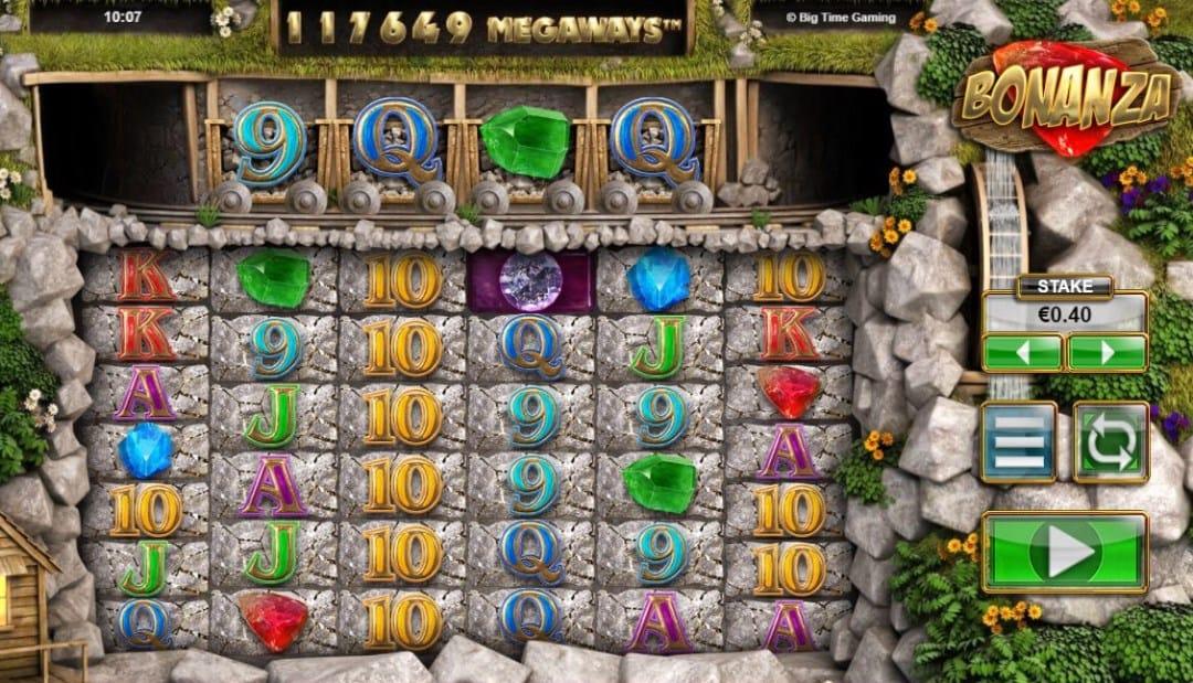 Bonanza casino gameplay