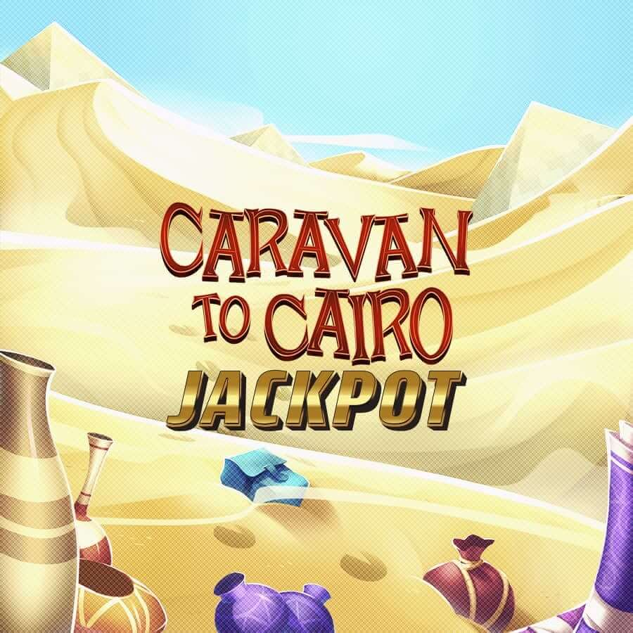 Caravan to Cairo Jackpot Review
