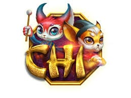 Chi Slot Game Logo