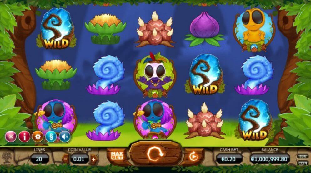 Chibeasties Slot Gameplay