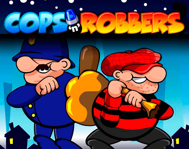 Cops and Robbers casino slots