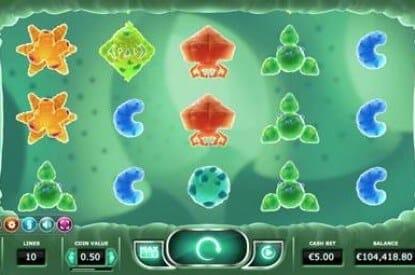 Cyrus The Virus Slot Gameplay