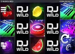 DJ Wild Slot Bonus