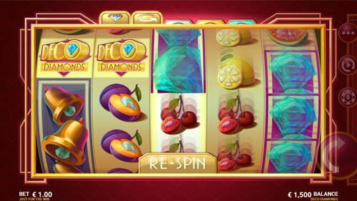 Deco Diamonds Slot Gameplay