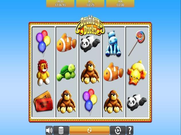 Doubleup Ducks Slot Gameplay