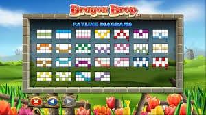 Dragon Drop Slot Bonus