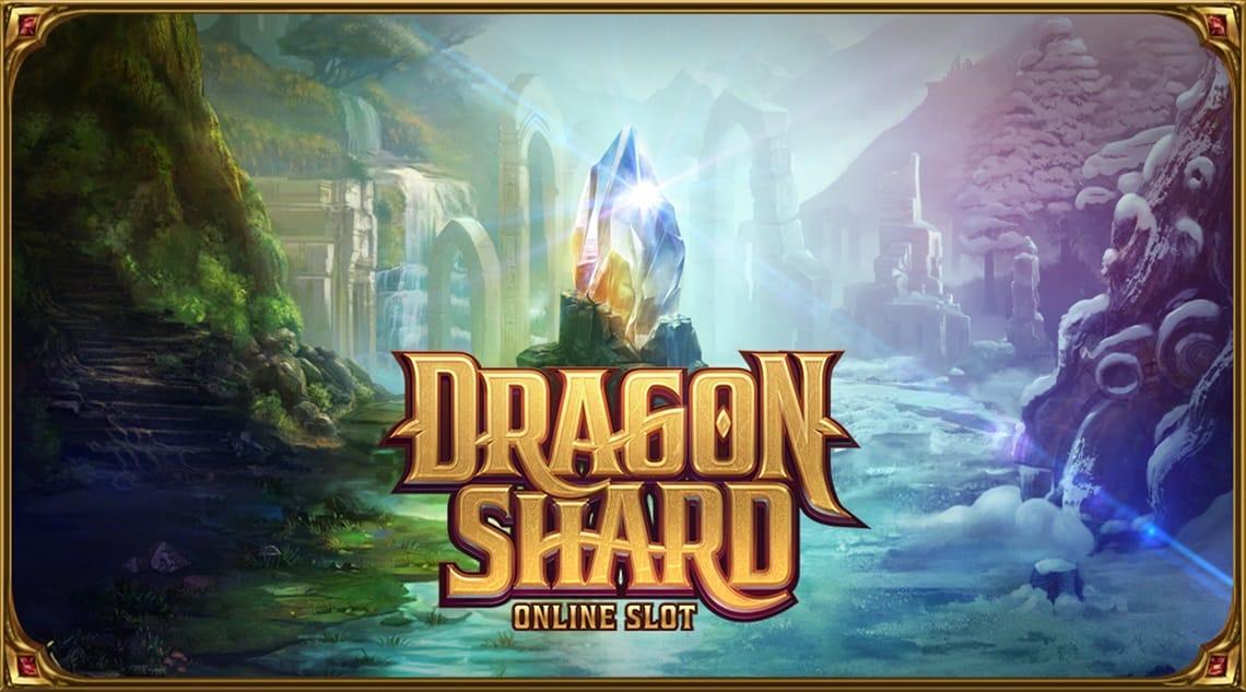 Dragon Shard slot UK logo