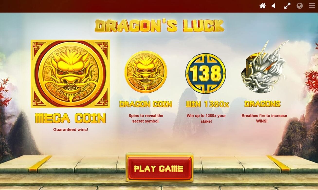 Dragons Luck Slot Bonus