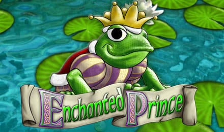 Enchanted Prince Slot Logo