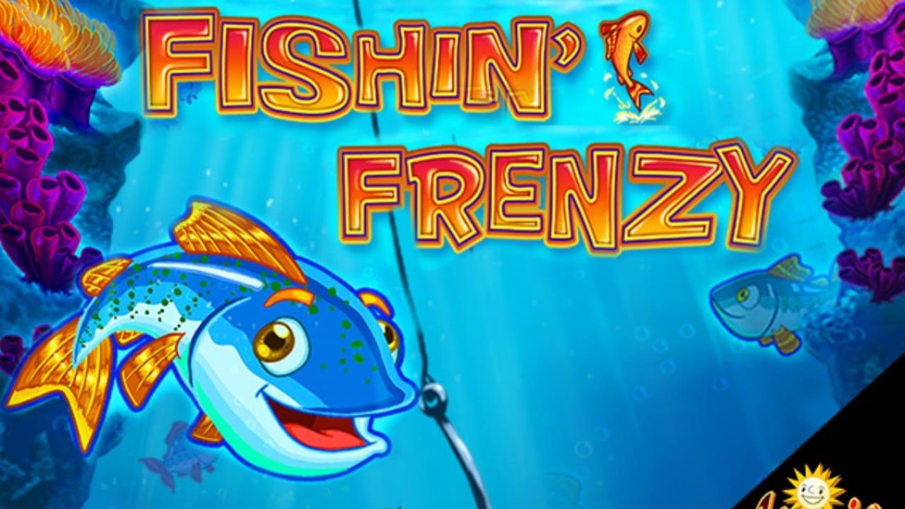 fishin frenzy daisy slots
