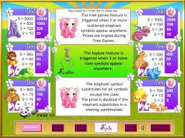Fluffy Favourites Fairground Jackpot Bonus