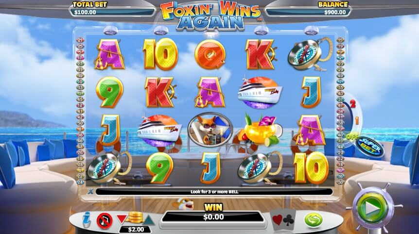 Foxin Wins Again Slot Gameplay