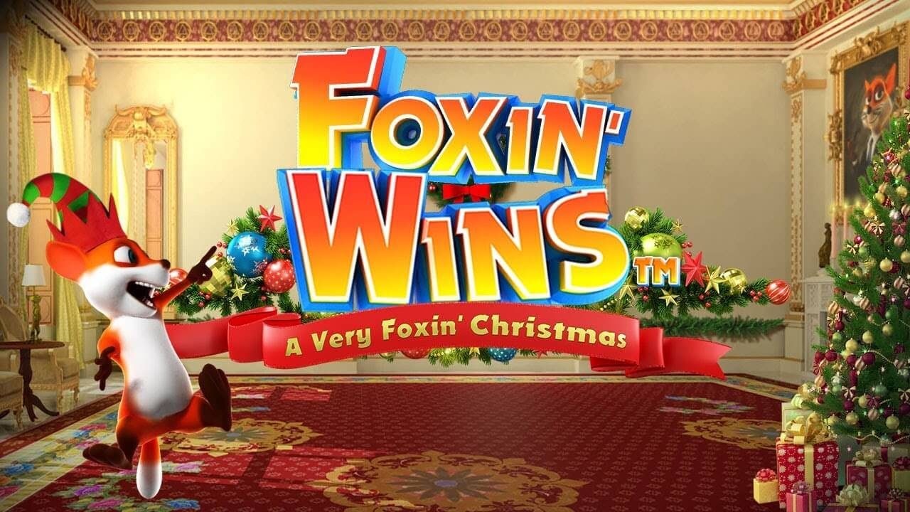Foxin Wins Christmas Slot Review