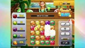 Fruit Blast Slot Gameplay