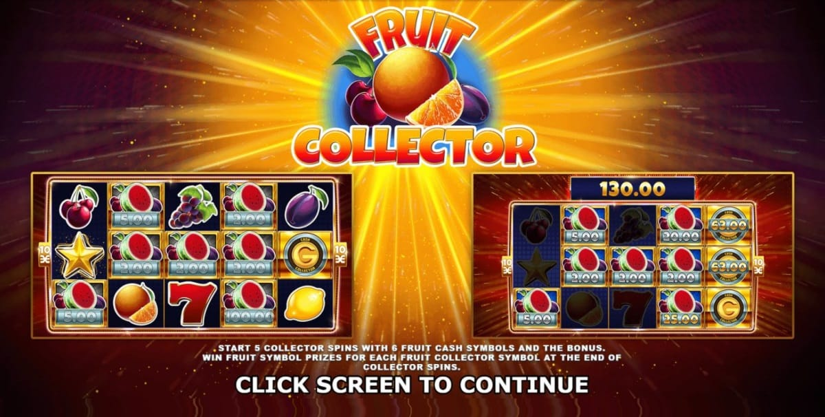 fruit collector daisy slots