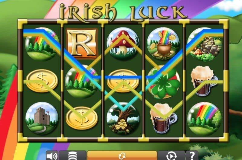 Irish Luck Gameplay