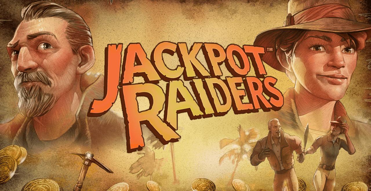 Jackpot Raiders Review
