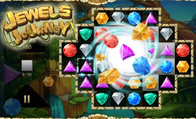 Jewel Journey Slot Bonus