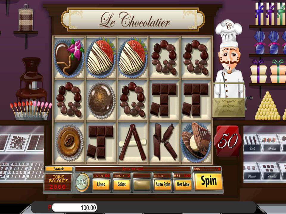 Le Chocolatier Slot Gameplay