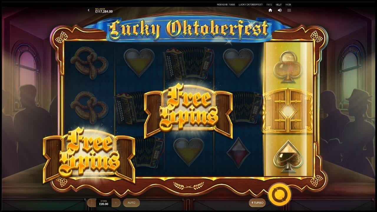 Lucky Oktoberfest Slot Bonus