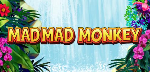 Mad Mad Monkey - DaisySlots