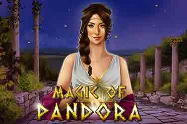 Magic of Pandora Slot Game Logo