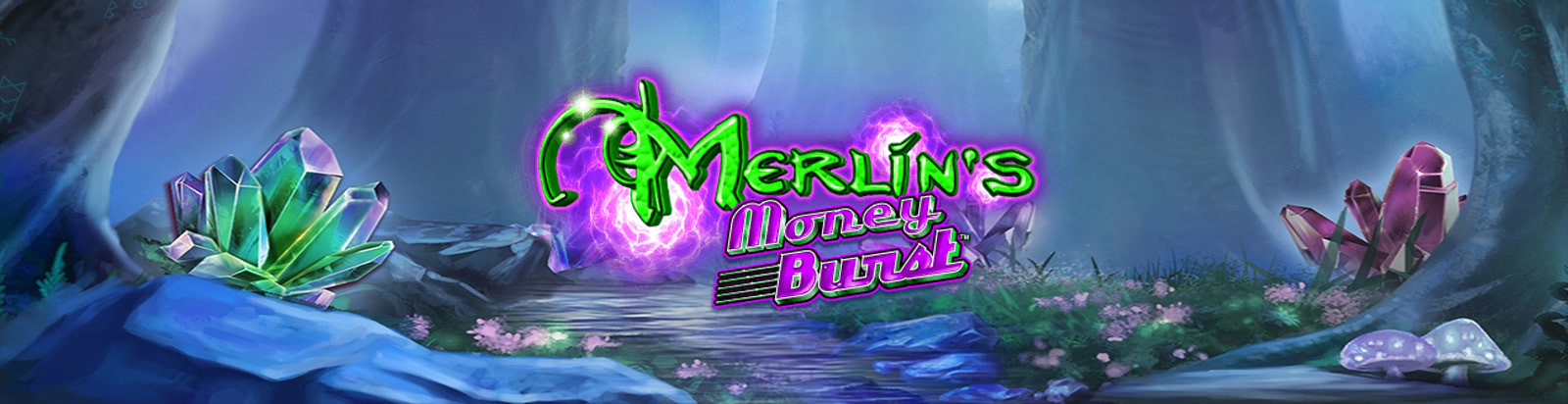 Merlins Money Burst - Daisyslots