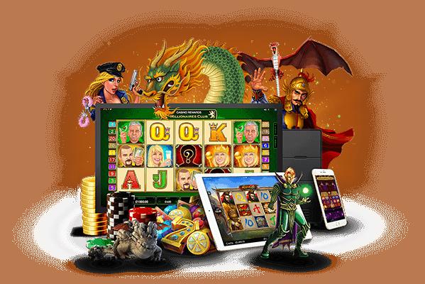 Bonus Slots Themes