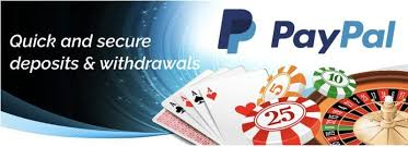 PayPal Casino Image