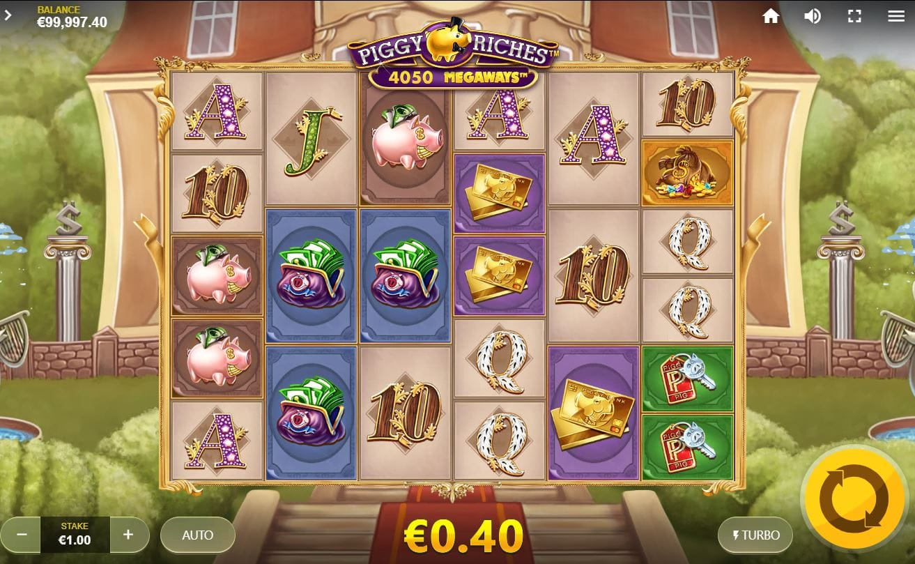 piggy riches megaways online slot