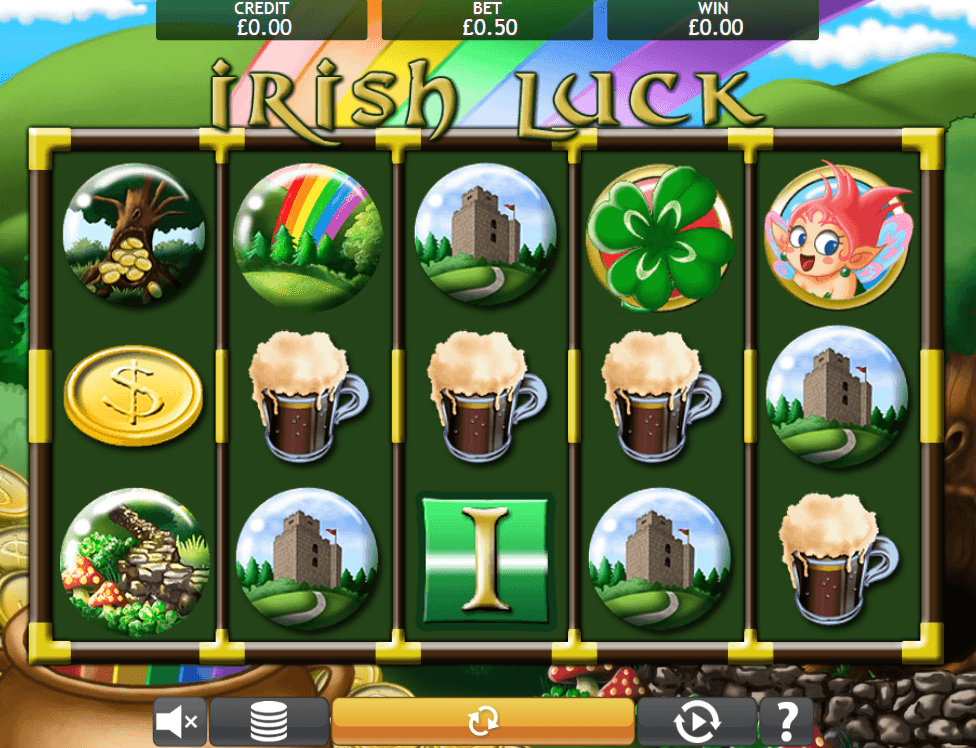 irish luck gameplay casino