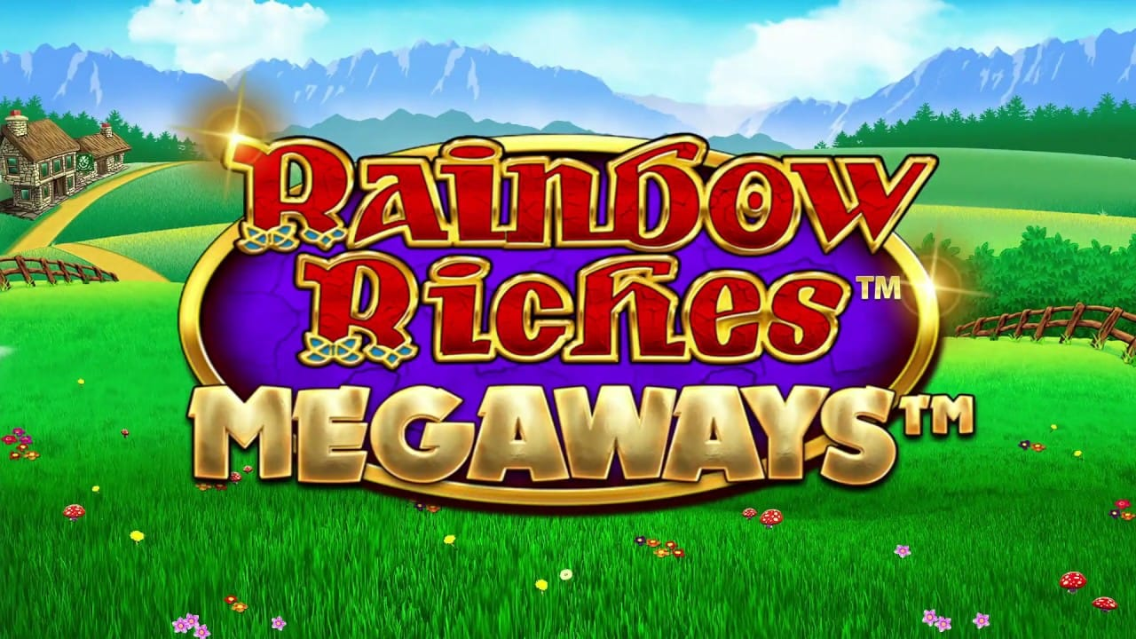 Rainbow Riches Megaways Logo