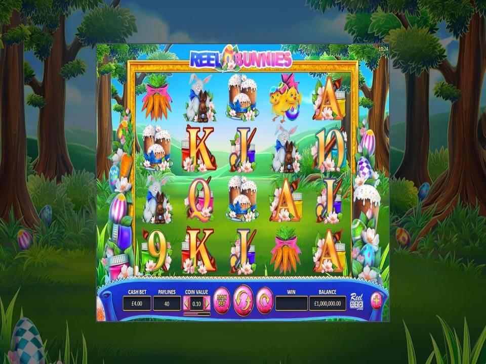 Reel Bunnies Slot Bonus
