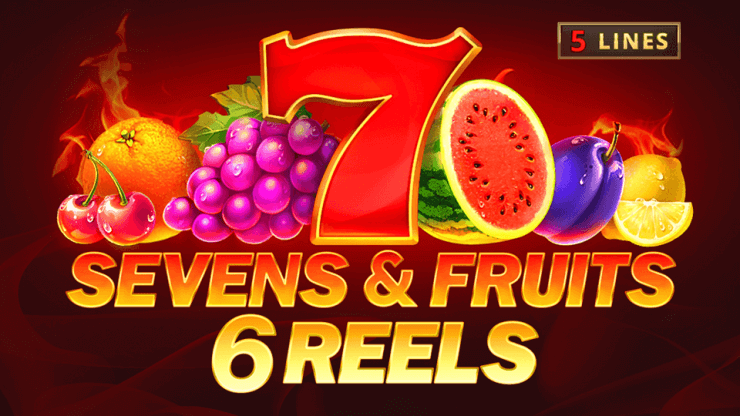 Sevens and Fruits 6 Reels Review