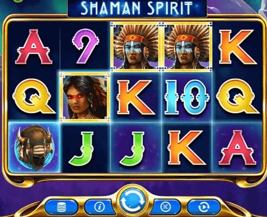 Shaman Spirit Slot Bonus