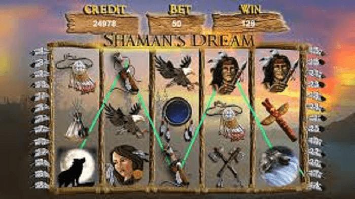 Shamans Dream Jackpot Slot Bonus