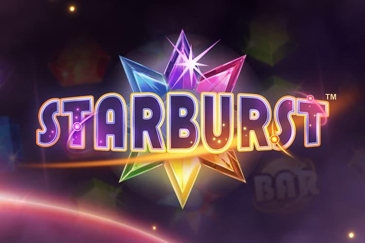 Starburst Online Slot - Logo