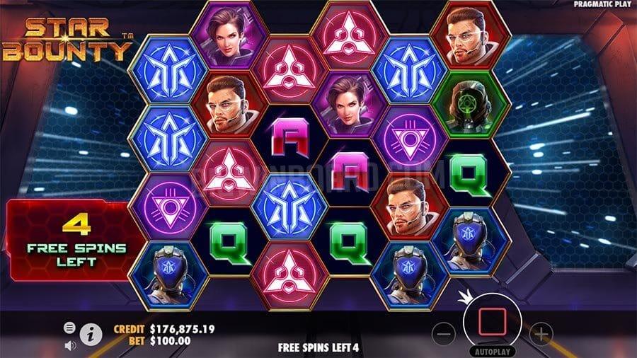 Star Bounty Slot Bonus