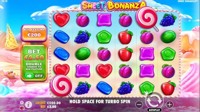 Sweet Bonanza Slot Bonus