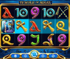 Temple of Ausar Jackpot Slot Bonus