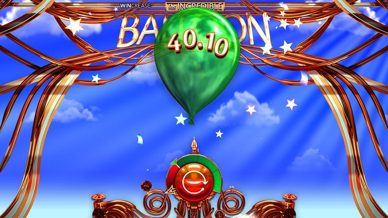 The Incredible Balloon Machine Slot Gameplay
