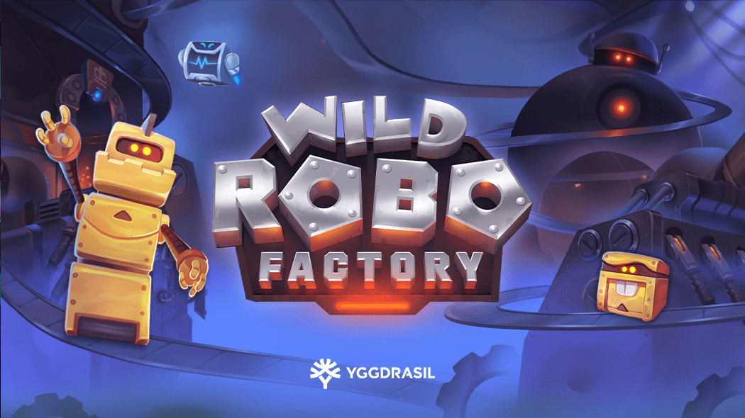 Robo Factory Slot Game Review
