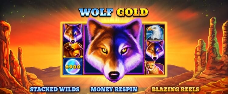 Wolf Gold Online Slot Game